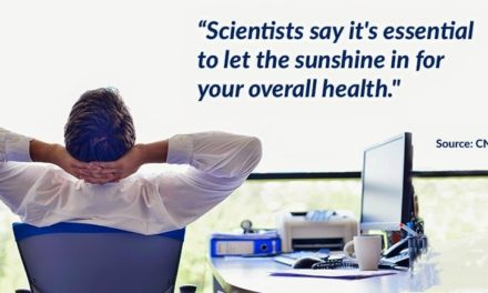 Study: Essential to Let Sunshine in for Overall Health