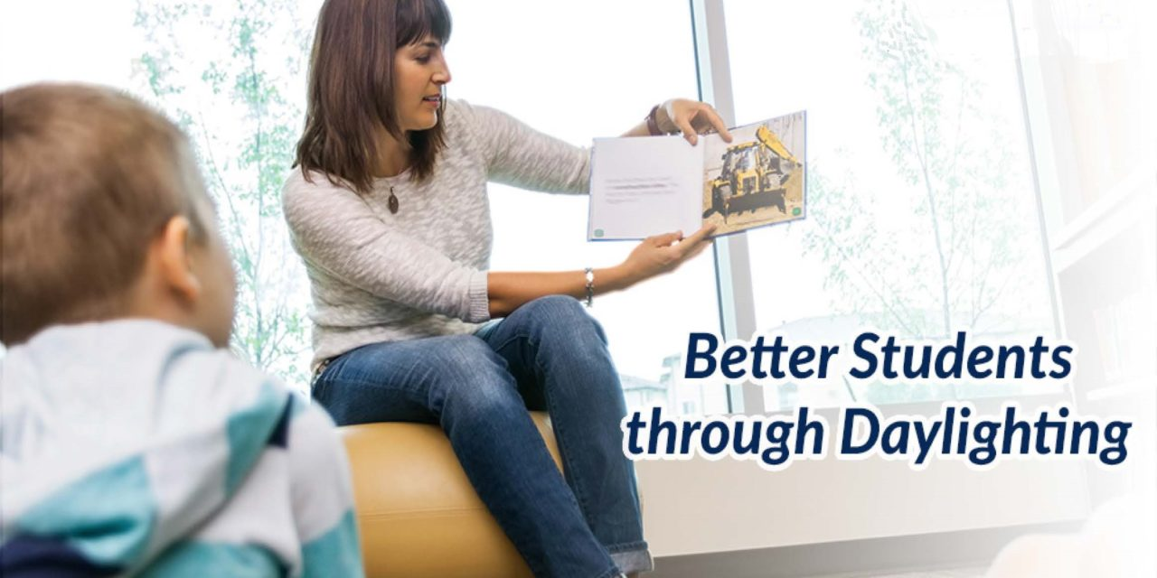 Better Students Thru Daylighting