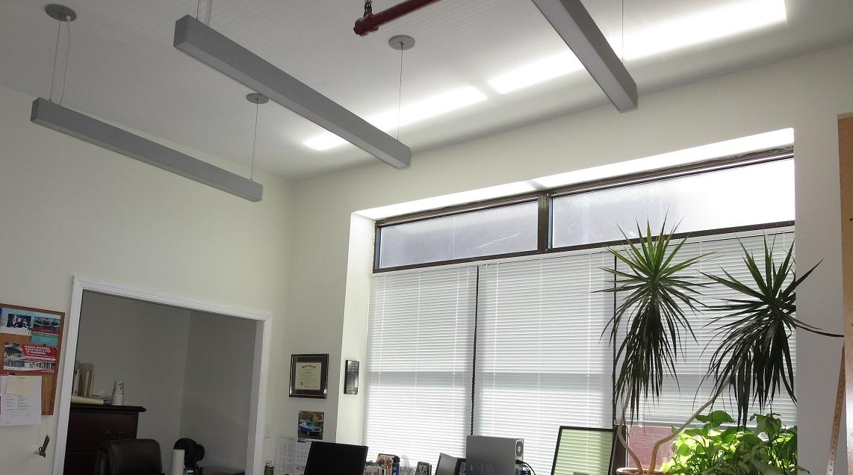Kilroy's Use Of SerraGlaze Reduces Office Energy Costs!